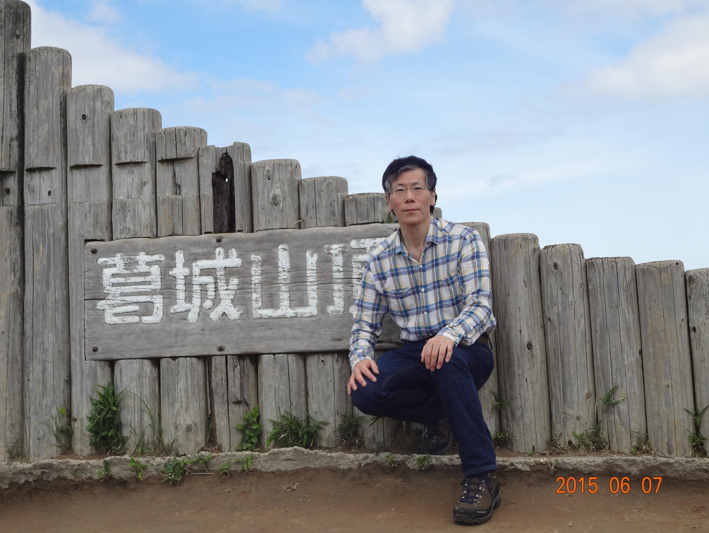 葛城山から金剛山縦走